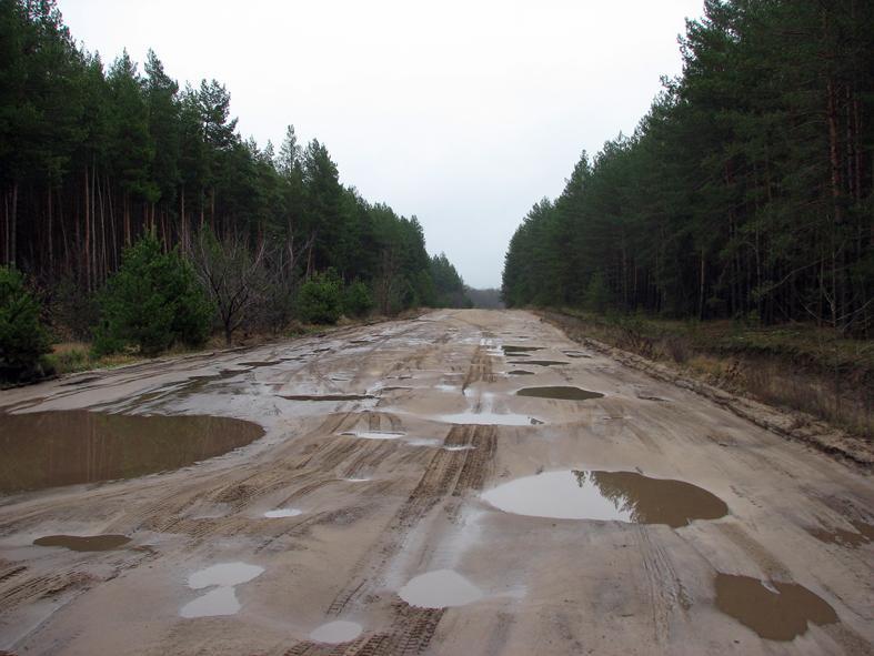 На ремонт дорог в Ртищевском районе выделили 6.3 млн руб