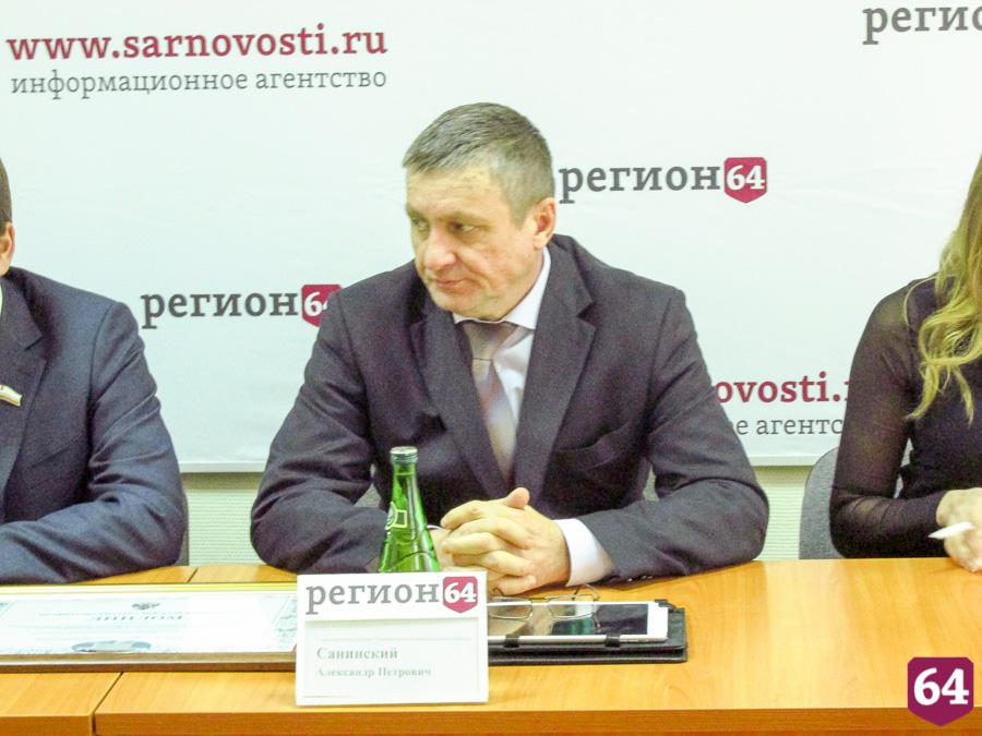 Александр Санинский заработал в 2015 году 1.34 млн руб