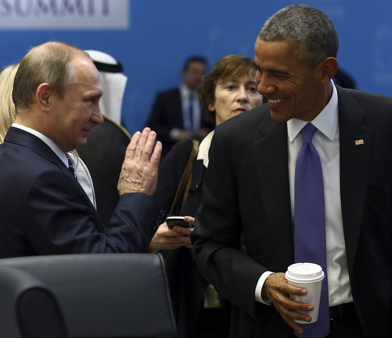 Путин стремится победить