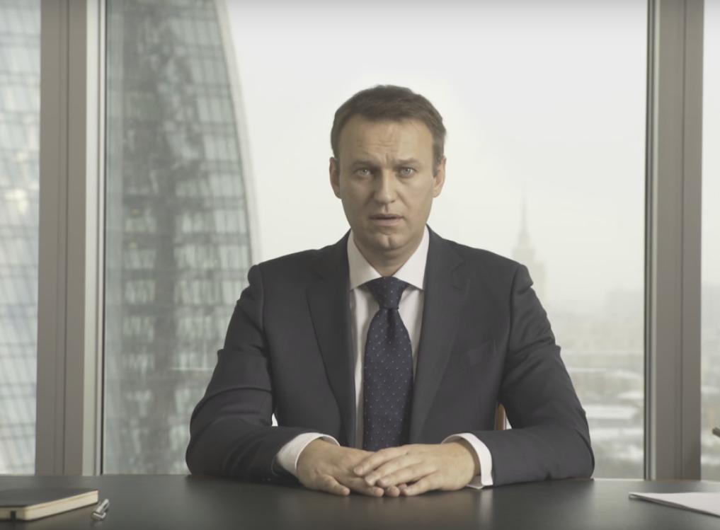 Алексей Навальный объявил об участии в выборах президента России