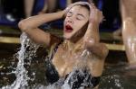 Вода в ртищевских крещенских прорубях соответствует санитарным нормам