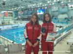 Мария Спирина стала второй на международном турнире по плаванию