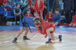 В ФОК Юность прошел турнир по самбо