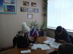 Главврач Сергей Крикунов провел прием граждан по личным вопросам