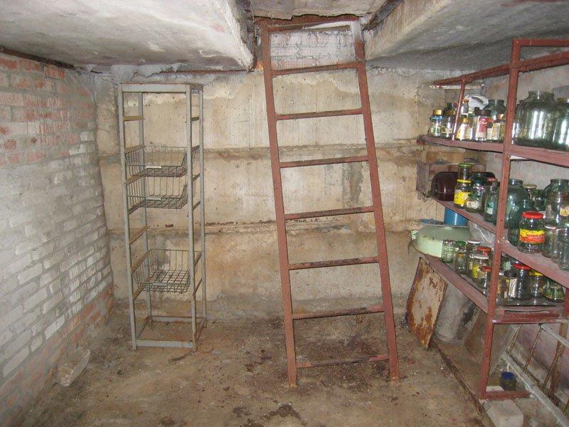 Подвал в гараже своими руками