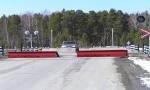 На переездах участка Ртищево-Шуклино устанавливают автоматические барьеры