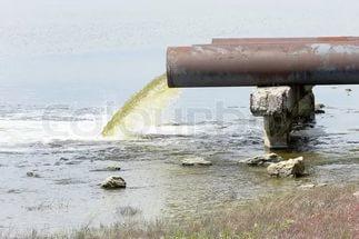 Сбрасывающее сточные воды МУП так и не устранило нарушения