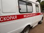 После попытки побега из отделения полиции девочка доставлена в больницу