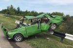 На трассе Ртищево-Саратов в аварии погиб мужчина