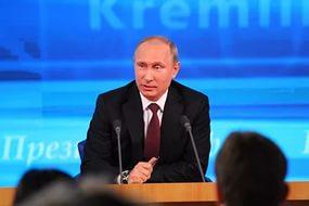 Одно из мнений о пресс-конференции Владимира Путина