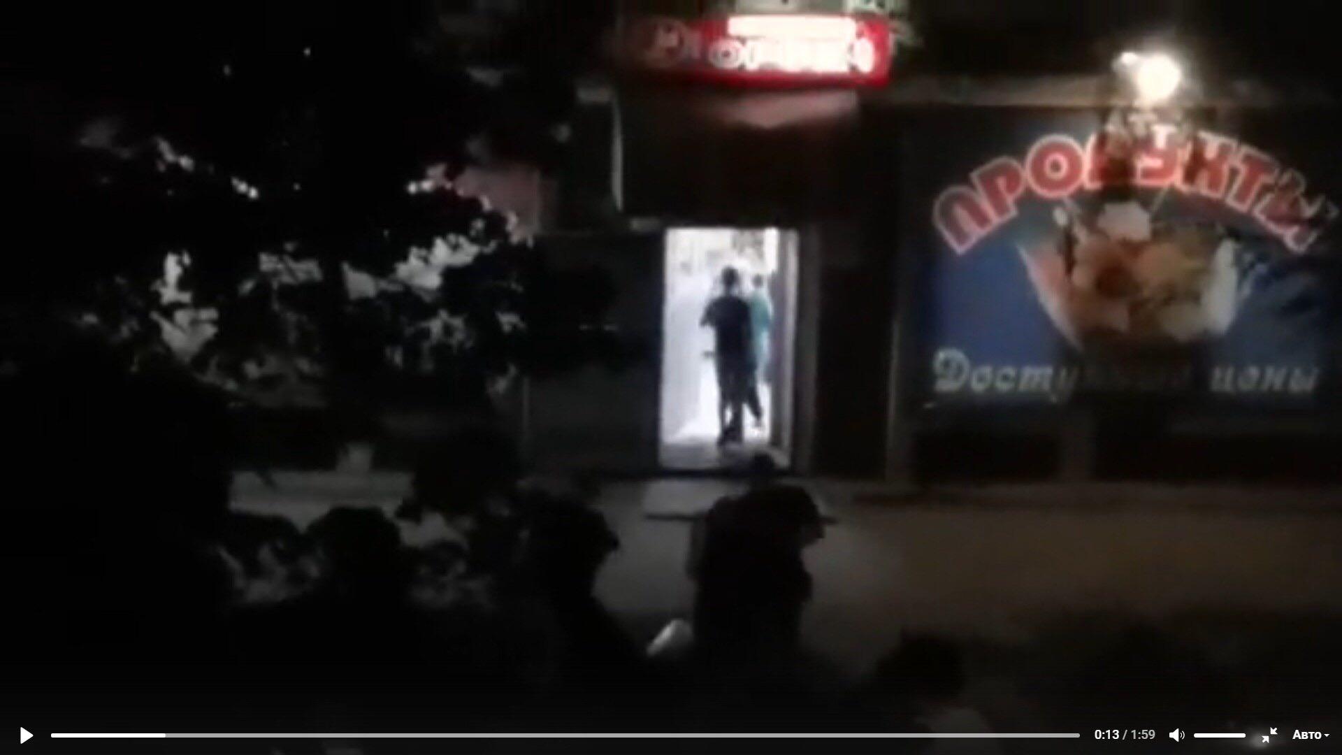 """Балашовцы отметили День знаний с пивом у """"Орфея"""". Видео."""