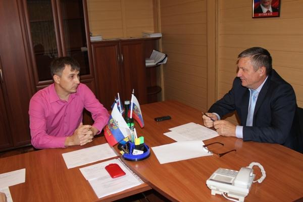 Александр Санинский оказал помощь ртищевцам