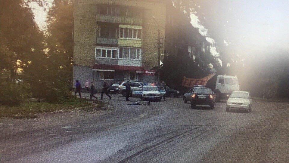 В Ртищево автобус насмерть сбил 20-летнего парня