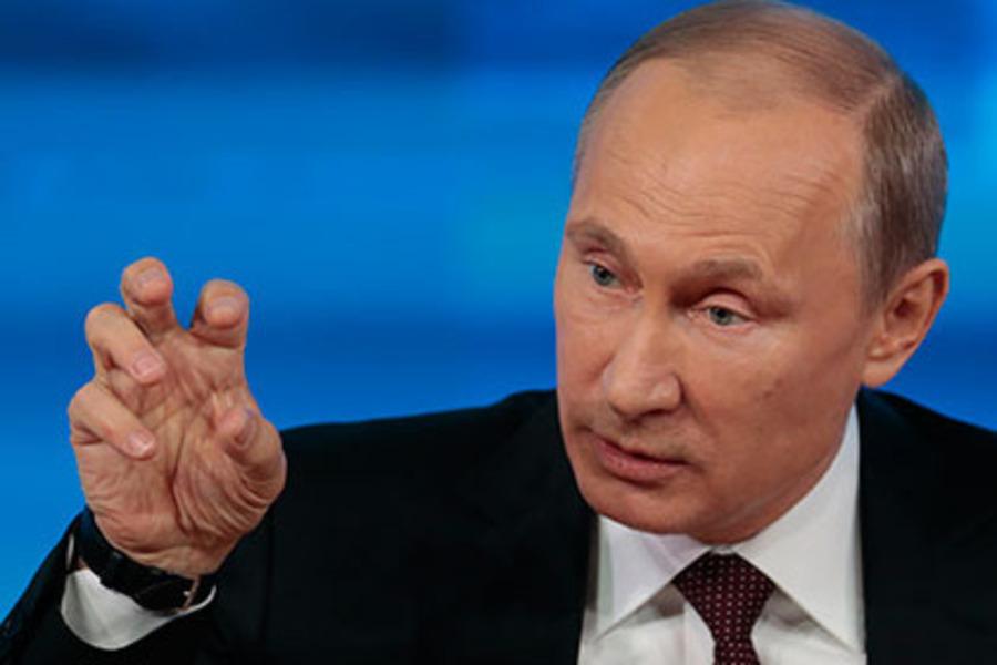 Почему Путин так плохо подготовился к пресс-конференции?