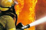 Сегодня в Летяжевском санатории загорелась баня