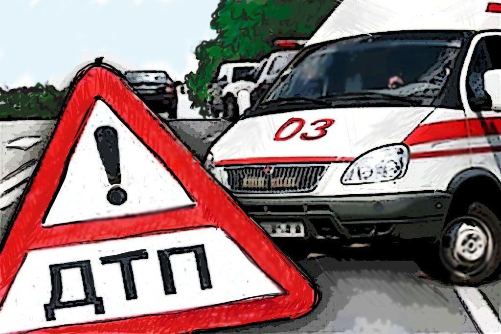 В Аткарском районе «легковушка» столкнулась с грузовиком