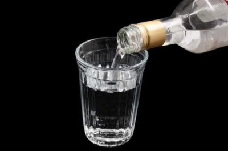 Ртищевский грабитель выпил похищенную водку до задержания