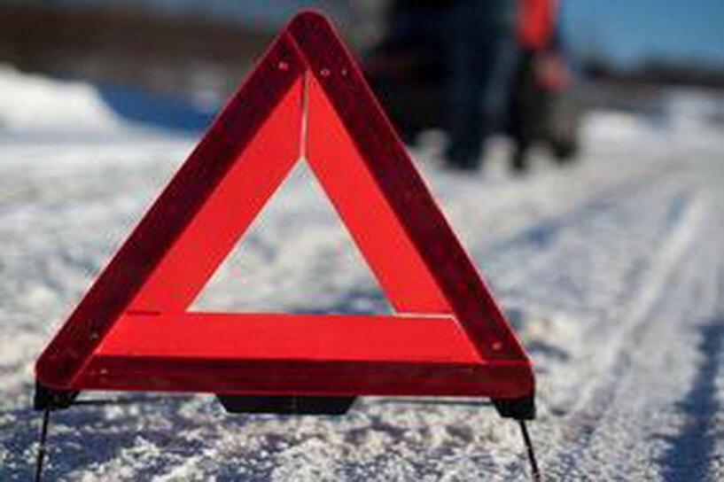 В ДТП на Рябова пострадал молодой водитель