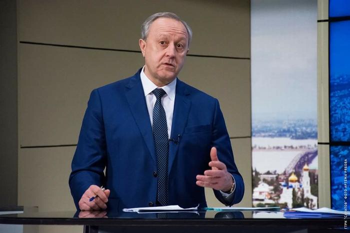 Валерий Радаев похвалил Ртищевский район в интервью для «России 1»