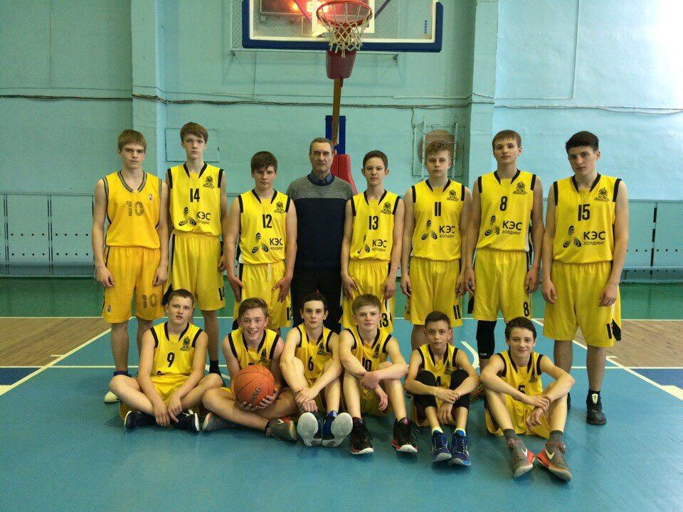 Ртищевские баскетболисты завершили 1-ый круг СБЛ на 1-месте