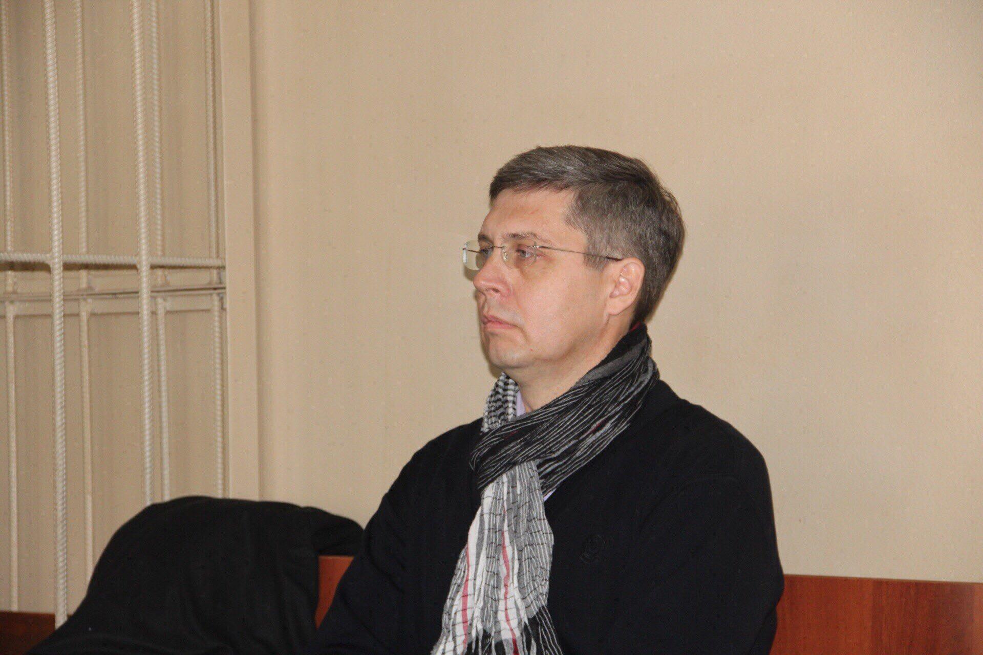 Бывший глава администрации Балашова получил 2.5 года колонии поселения