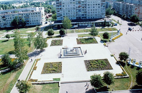 Ртищево - самый благоустроенный город области. Видео