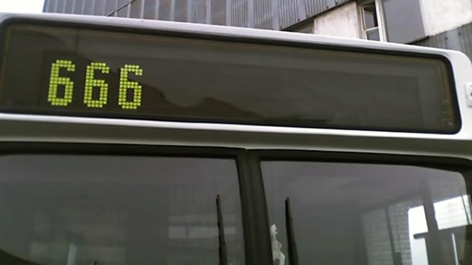 На автобусном маршруте № 666 вводятся дополнительные рейсы