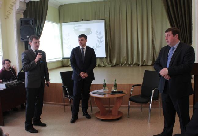 Ректор московского университета отметил развитие ртищевского здравоохранения