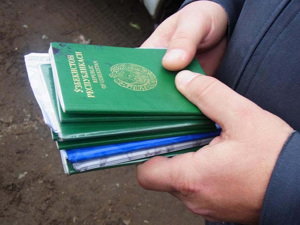 Ртищевец выплатит штраф за незаконную прописку иностранцев