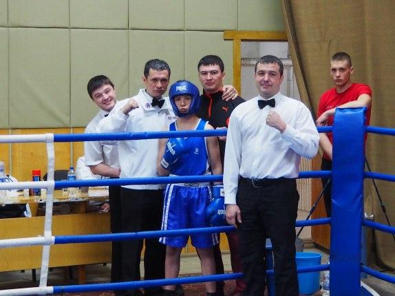 Ртищевские спортсмены приняли участие в XI открытом первенстве по боксу