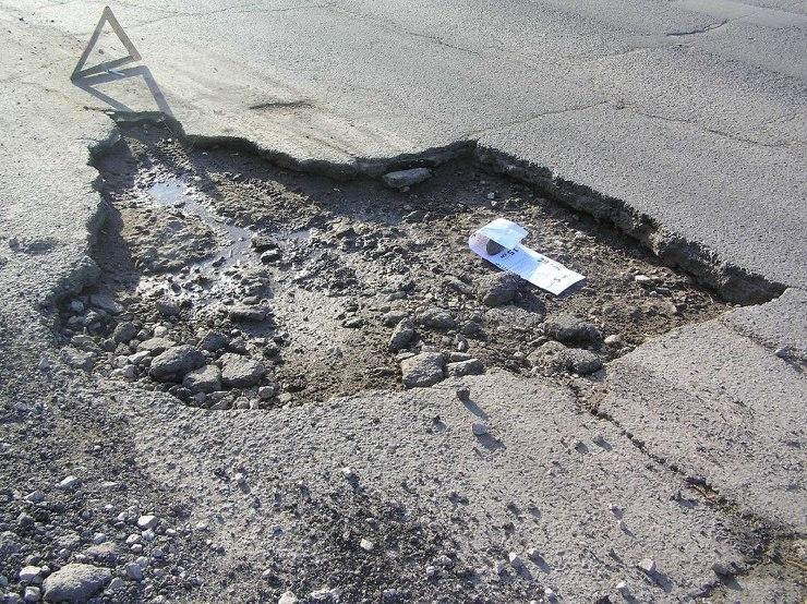Светлану Макогон попросили отремонтировать дороги