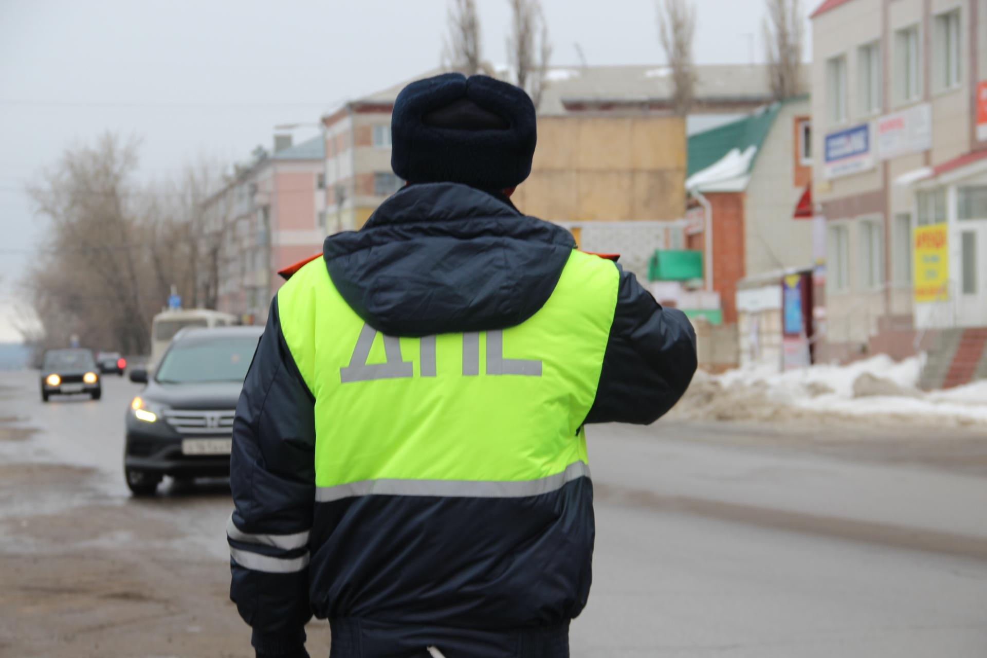 Ртищевский инспектор ДПС отказался от взятки в 5000 рублей