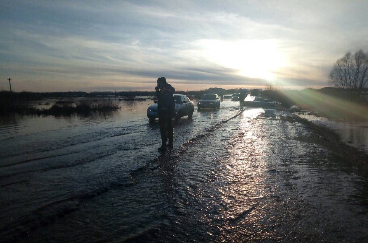 Светлана Макогон возглавила штаб по контролю за паводковой ситуацией
