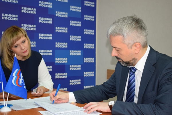 Представлять Ртищево в Госдуме планирует внук экс-премьер министра Примакова