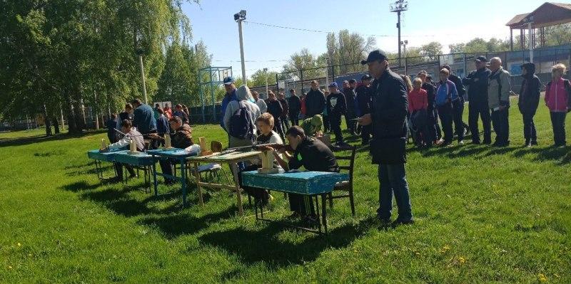 Ученики сельских школ сдали нормы ГТО
