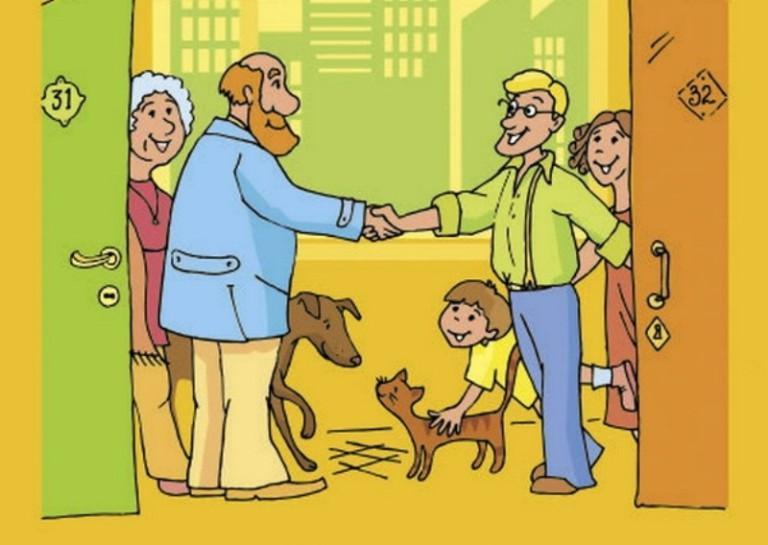 25 мая ртищевцы отметят День соседа