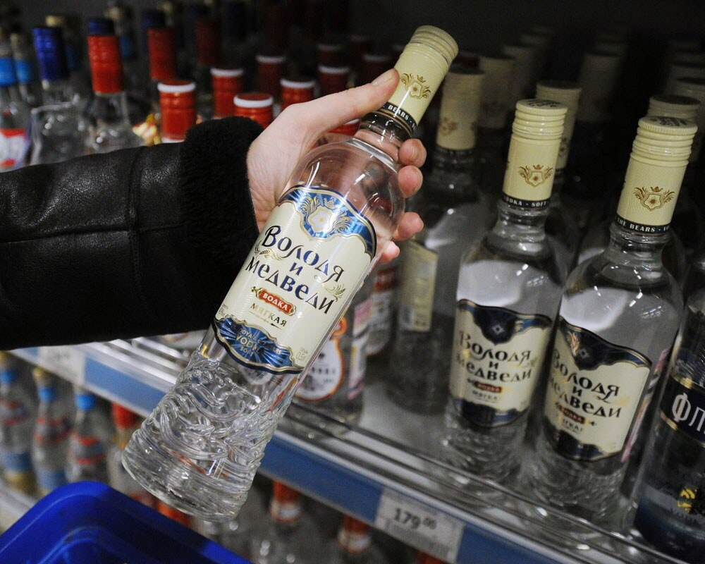 Завтра в магазинах области будет запрещена продажа алкоголя