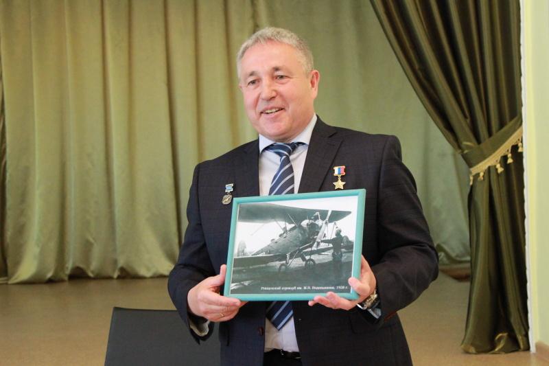 Ртищево посетил Президент Федерации авиамодельного спорта России