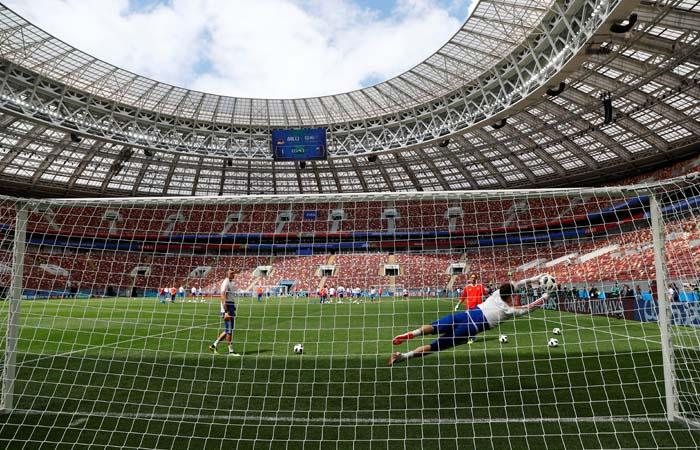 Сегодня в России стартует Чемпионат Мира по футболу