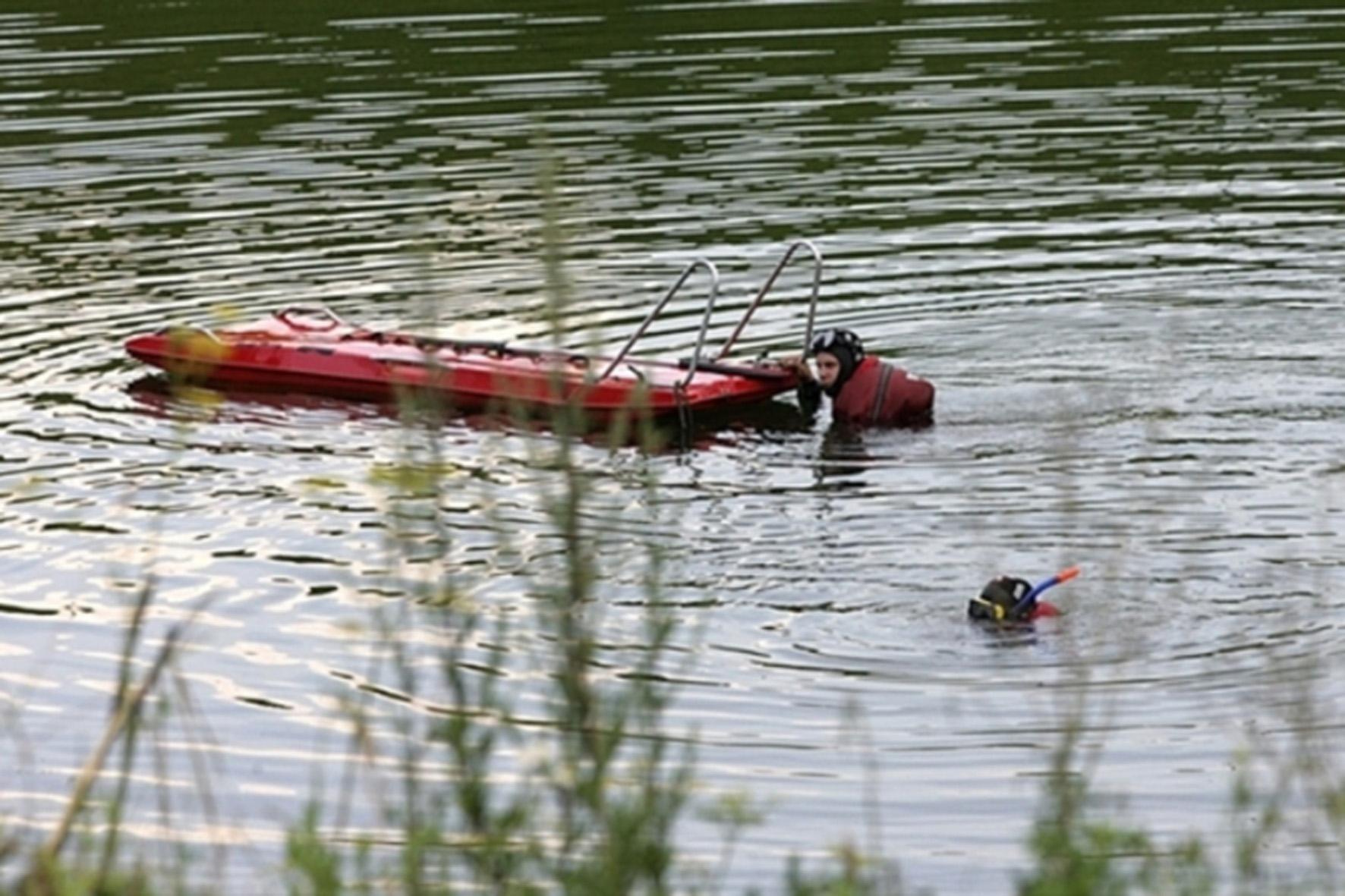 Водолазы нашли тело утонувшего в Хопре ребёнка