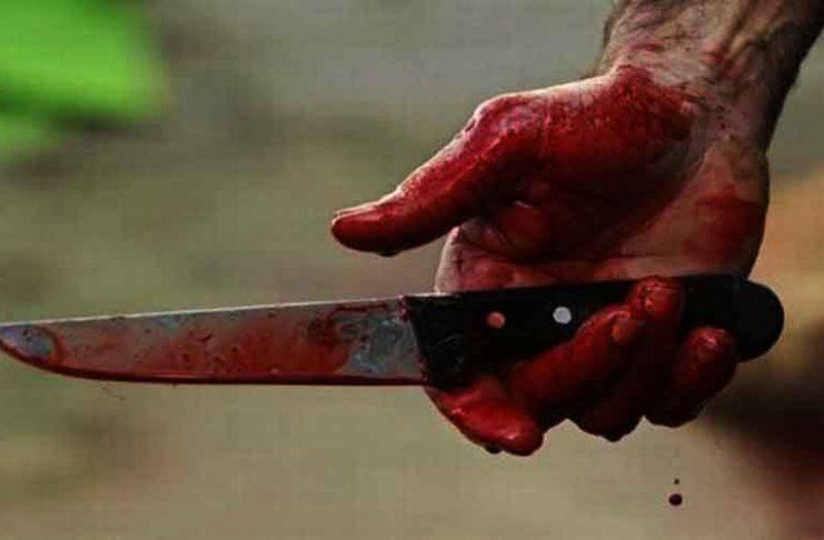 Ртищевец ударил приятеля ножом в спину