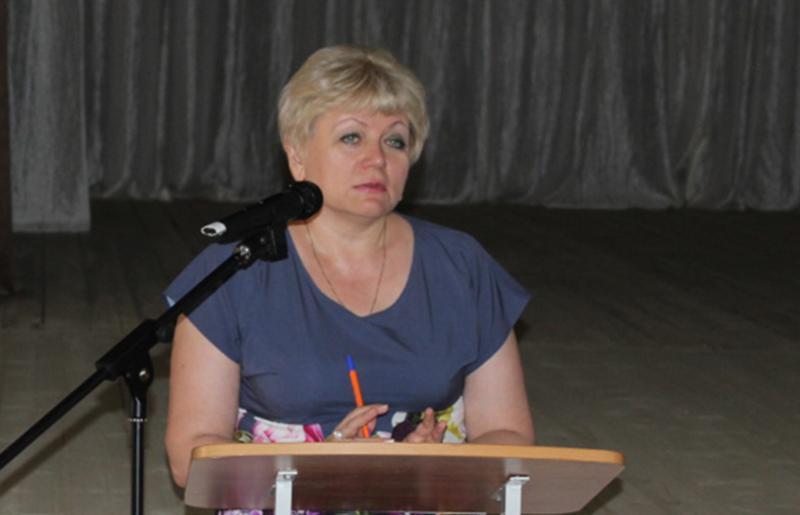 Светлана Макогон встретилась с жителями сел