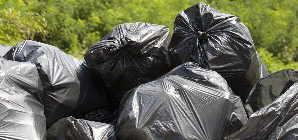 В Саратовской области вводится новая система вывоза мусора