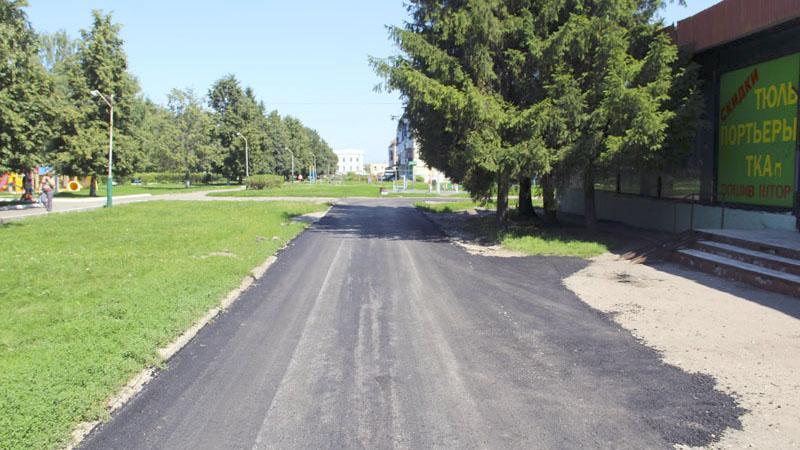Райадминистрация взяла на контроль устранение недостатков в ремонтируемых дворах