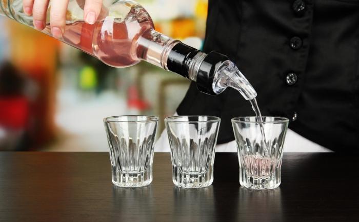 Минимальная стоимость водки поднялась до 205 рублей