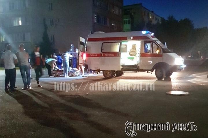 В Аткарске подросток спровоцировал смертельное ДТП
