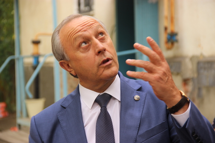 Валерий Радаев похвалил Ртищевский район
