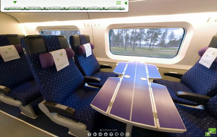 В поездах Саратов-Ртищево и Ртищево-Балашов появились вагоны 1 класса