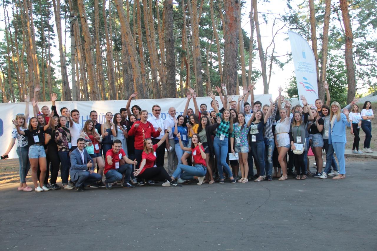В Балашовском районе прошел областной молодежный форум «Хопёр-2018»