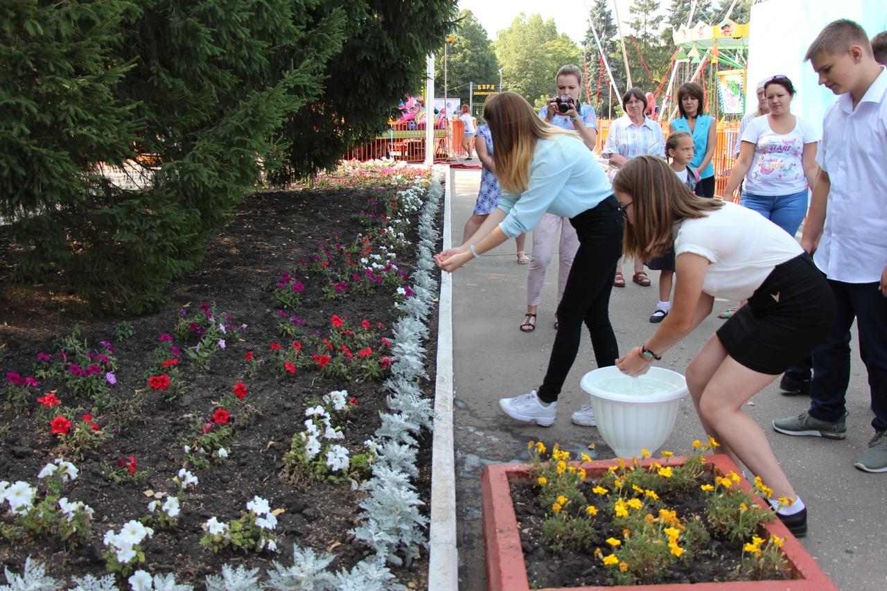 В Ртищево состоялся митинг памяти трагедии в Беслане